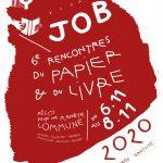 Rencontres du papier et du livre 2020